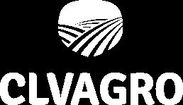Logo CLV Agro Blanco